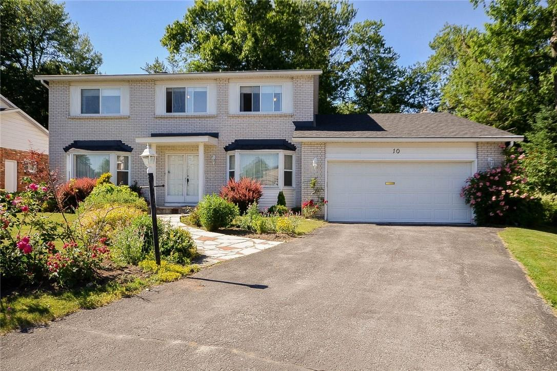 Real Estate Listing   10 CORDELL COURT Nepean